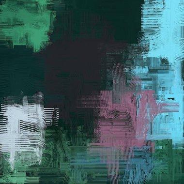 """Картина, постер, плакат, фотообои """"абстрактный гранж фон с различными узорами пейзаж цветы все зимний москва"""", артикул 288645786"""