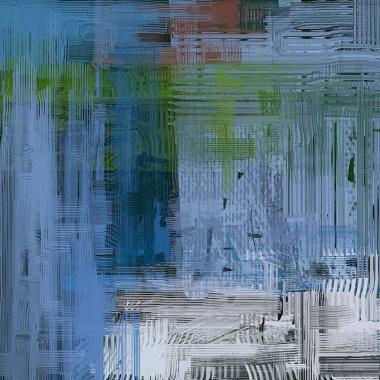 """Картина, постер, плакат, фотообои """"абстрактный гранж фон с различными цветовыми узорами"""", артикул 288646410"""