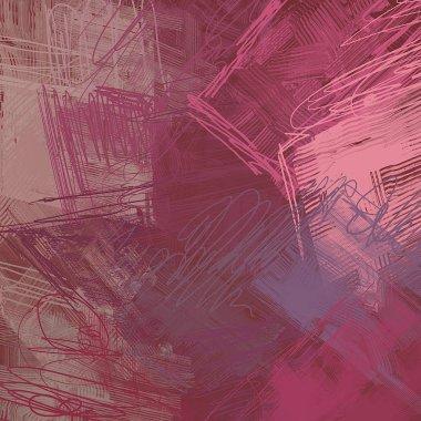 """Картина, постер, плакат, фотообои """"абстрактный гранж фон с различными цветовыми узорами картина пейзаж постеры портрет ретр"""", артикул 288665710"""