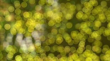 2d illustration.  Bokeh abstract texture. Colorful. Defocused background. Blurred bright light. Circular points. Christmas eve time.