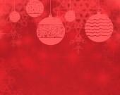 abstraktní lesklý Vánoční pozadí