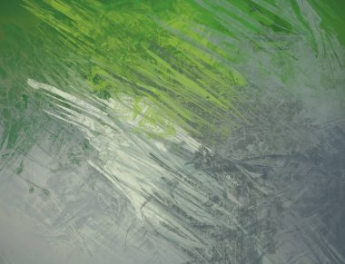 Abstract painting on canvas colorful texture