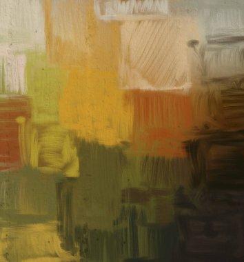 """Картина, постер, плакат, фотообои """"2d иллюстрация. граффити на бетонных плоских стенах. современный стиль искусства. разноцветные формы и узоры. ручной распылитель. окрашенная грубая поверхность. мазки кисти ручной работы . картина пейзаж все"""", артикул 295918438"""