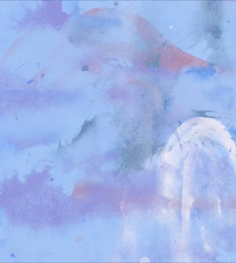 abstract watercolor backdrop with grunge splatter
