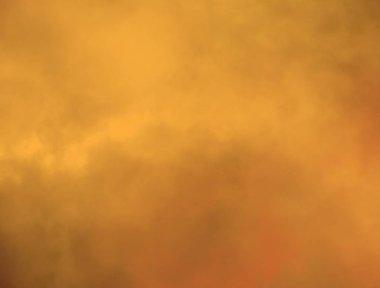 Canvas orange blur pattern background