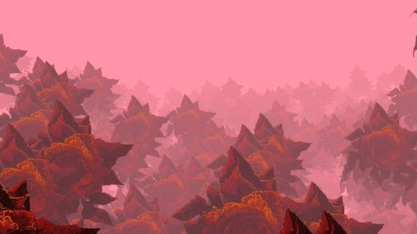 elvont felvétel színes rózsa virágok, mint a háttér