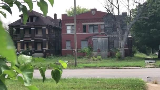 Abandonment of properties in Detroit