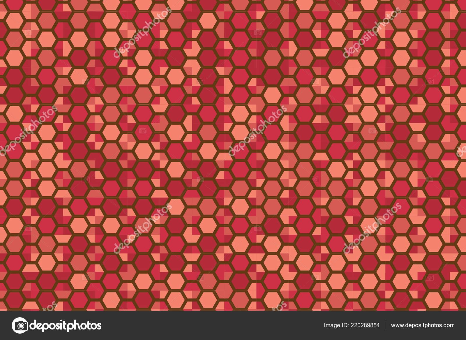 Funky Mosaic Pattern Stock Vector C Wolyalya Gmail Com