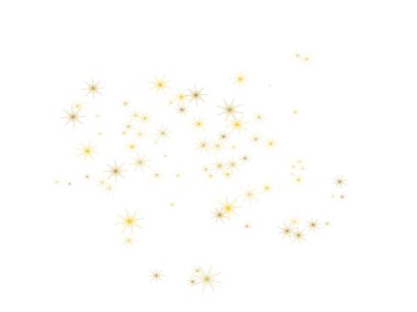 Shiny stars vector design