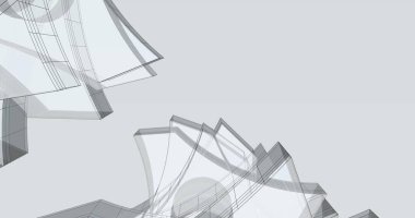 abstract geometrical wallpaper, digital background