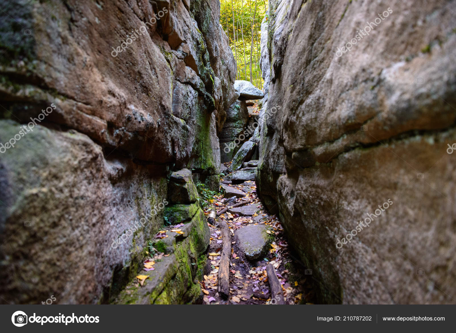 Worlds End State Park — Stock Photo © zrfphoto #210787202