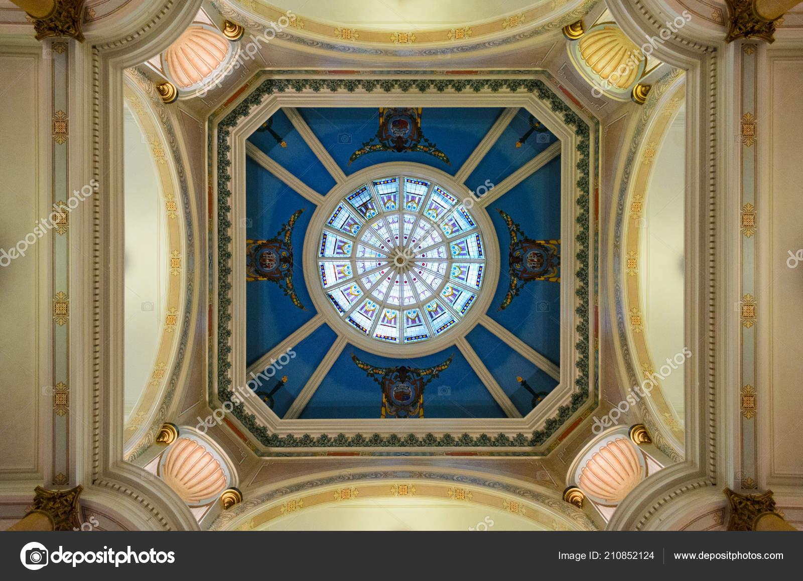 Wyoming State State Capitol — Stock Photo © zrfphoto #210852124