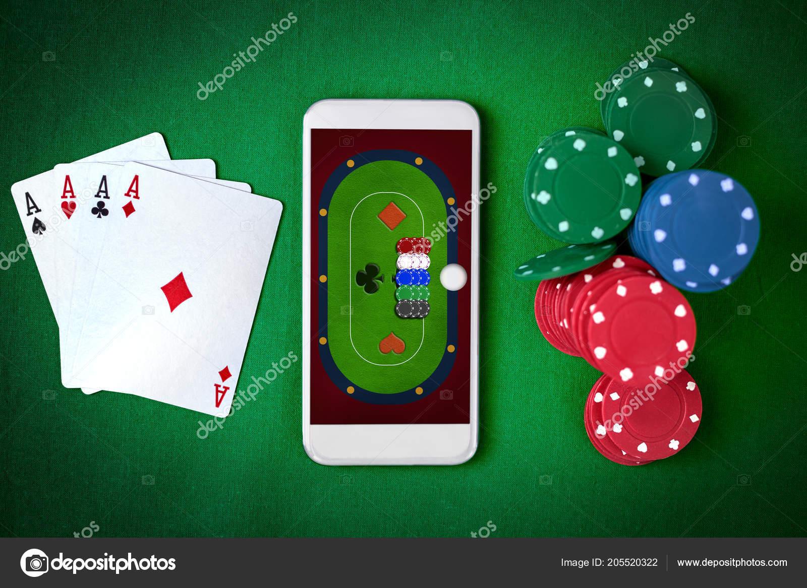 покер онлайн на телефон