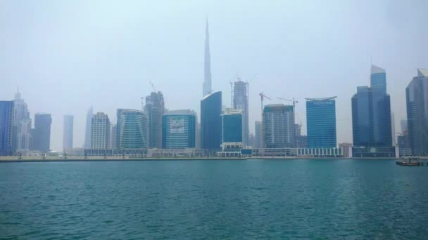 Dubai Skyline from Dubai business bay