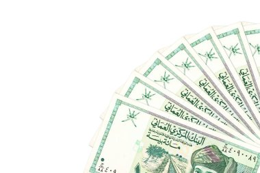some omani rial bank notes