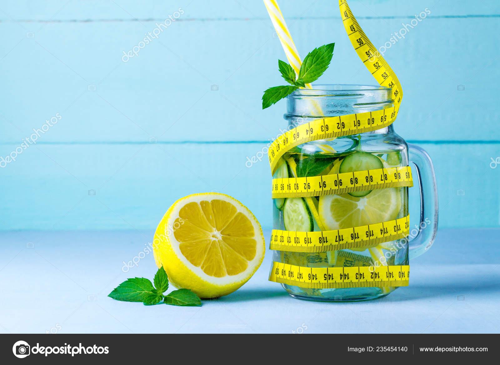 dieta con agua de limon