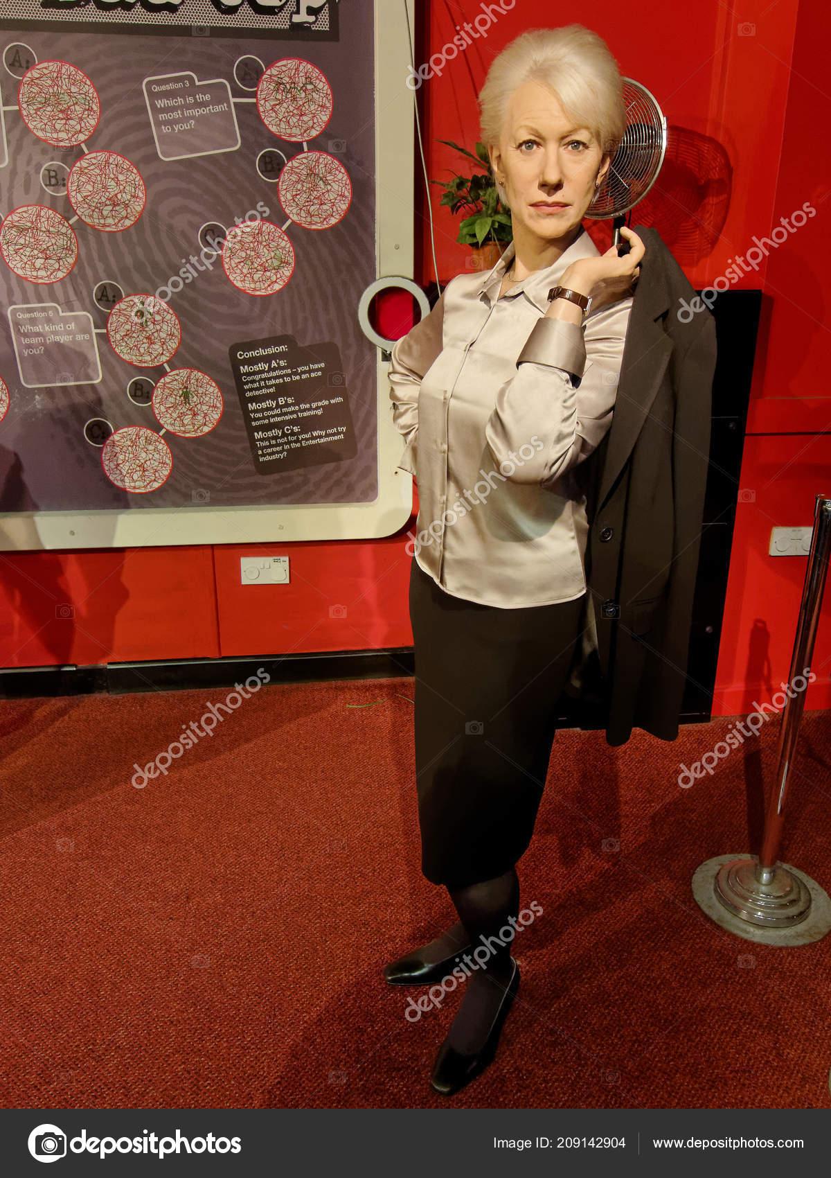 bb32c81f63e Αθήνα Ιανουαρίου Madame Tussauds Μπλάκπουλ Ηνωμένο Βασίλειο 2018 Σχήμα  Κερί– Εκδοτικές Φωτογραφίες Αρχείου
