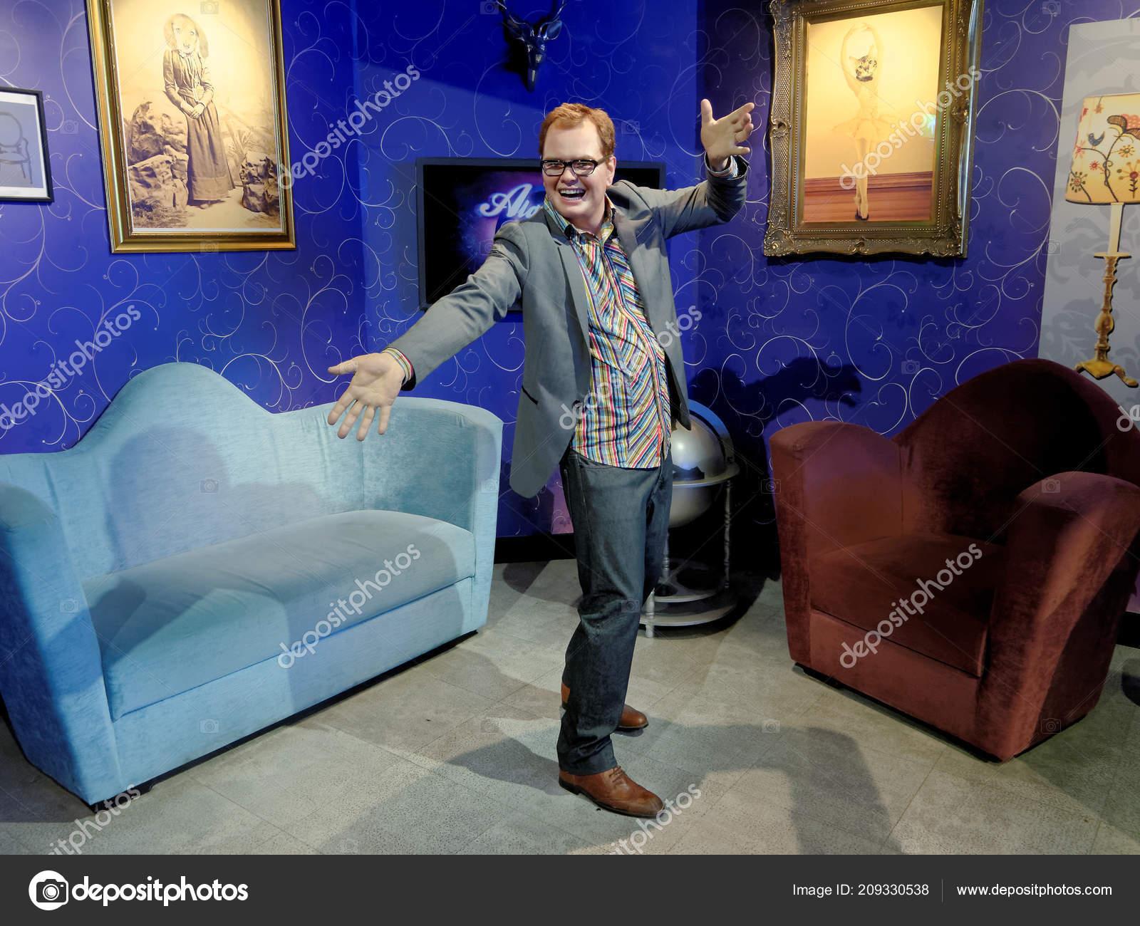 04823631a56 Αθήνα Ιανουαρίου Madame Tussauds Ηνωμένο Βασίλειο 2018 Alan Graham Carr–  Εκδοτικές Φωτογραφίες Αρχείου