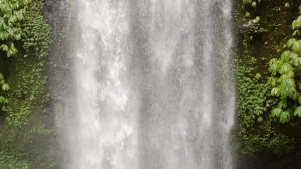 video of cascade of waterfall