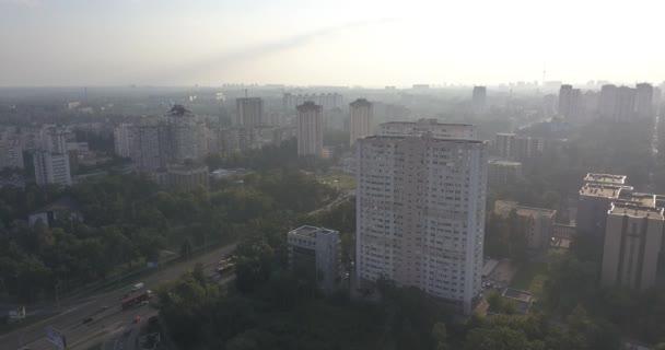 Környéken lakó házak kerület légifelvételek 4k 4096 x 2160 pixel