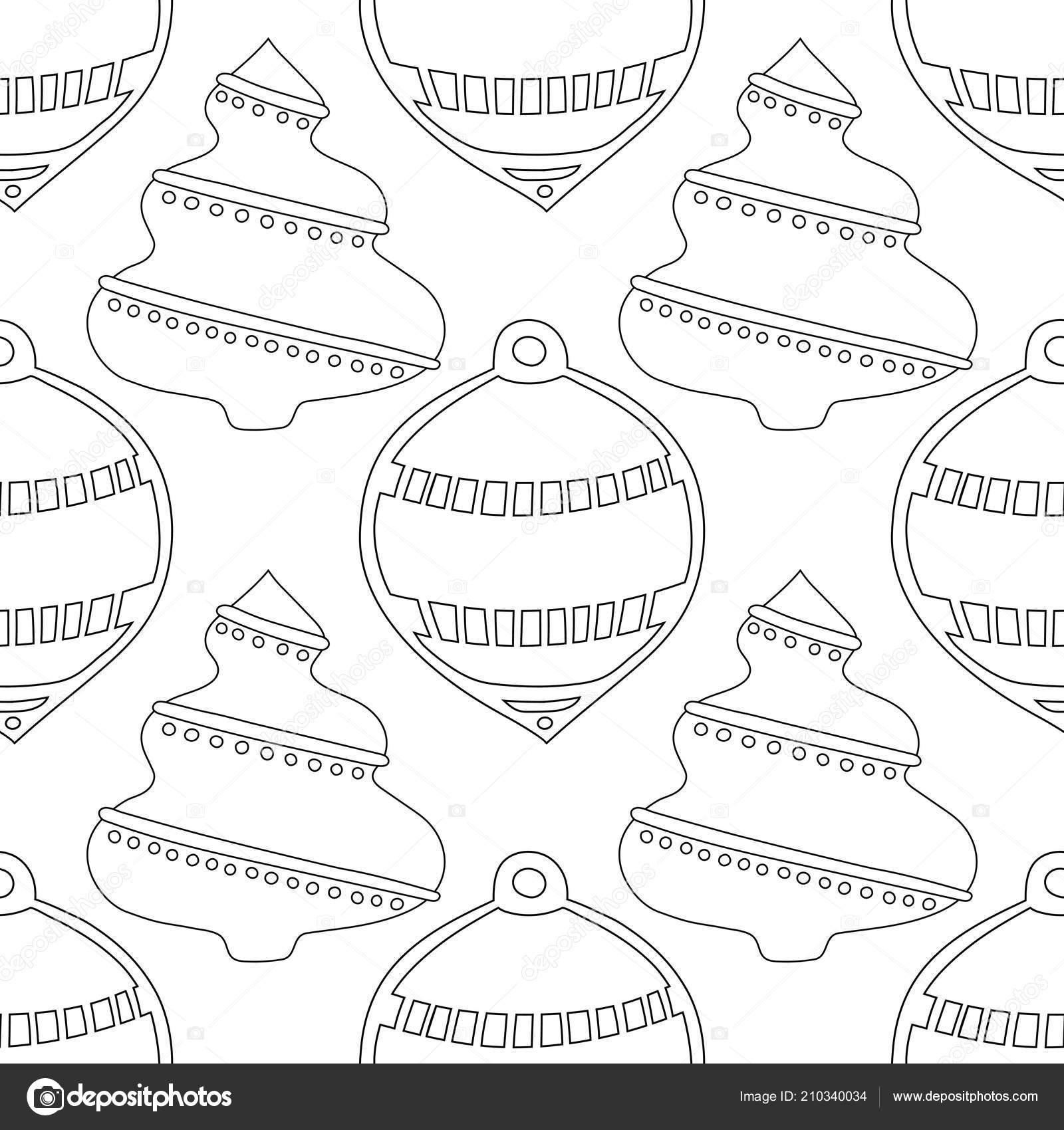 Zencefilli Kurabiye Kitap Veya Sayfa Boyama Icin Siyah Beyaz Resim