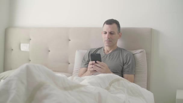 Guten Morgen Glücklicher Mann Sms Bett