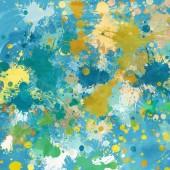 Fotografia sfondo colorato con vernice spruzza texture