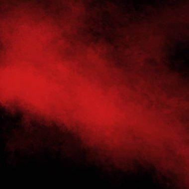 dark abstract background with steam texture