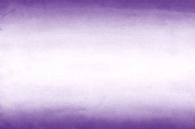 abstract purple background with watercolor paint texture