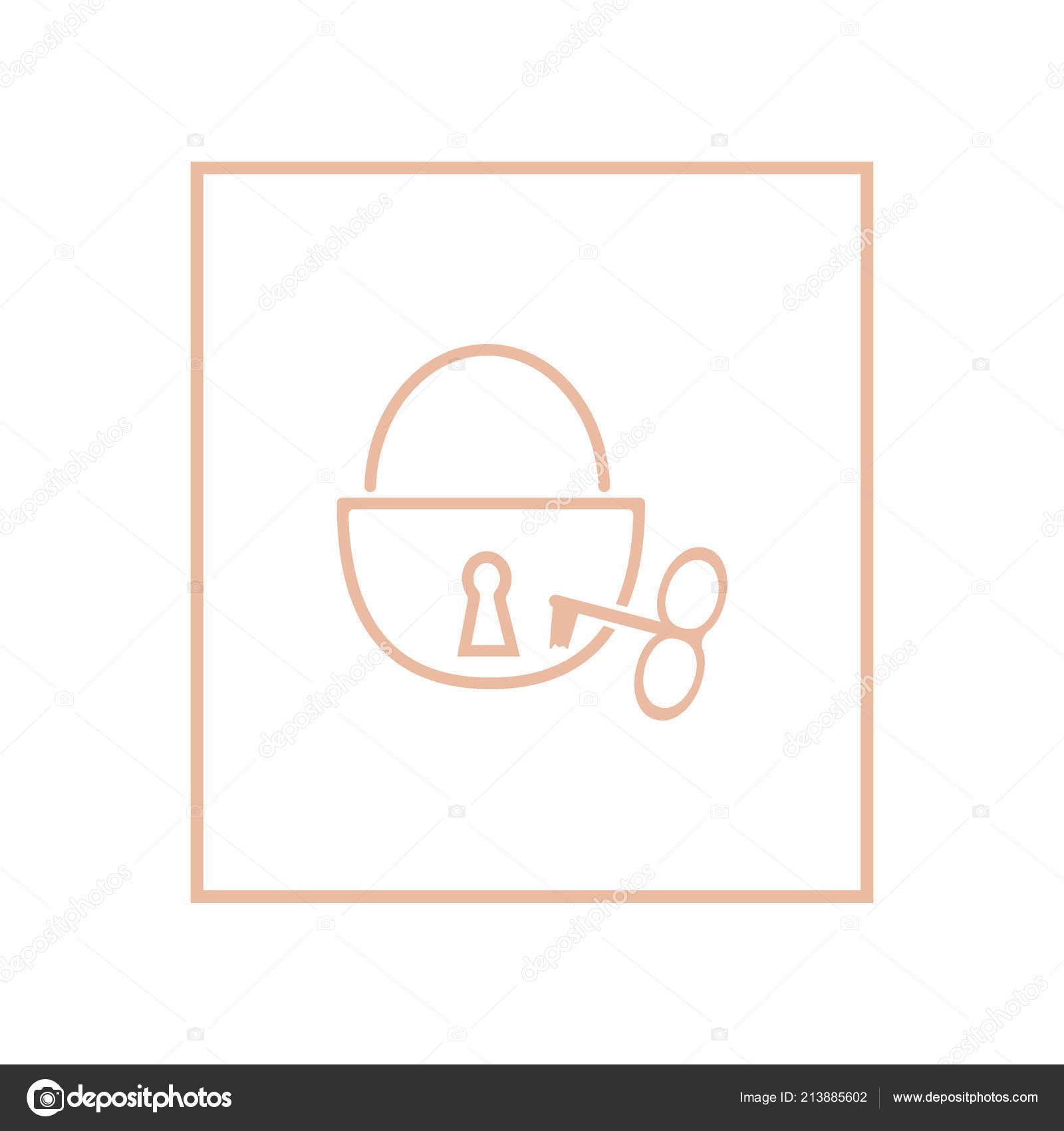 Lock and key logo Vector Lock Key Signs Logo Template Stock Vector Lock Key Signs Logo Template Stock Vector Nettibuletti 213885602