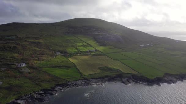 Geokaun mountain and Fogher Cliffs, Valentia Island, Ireland