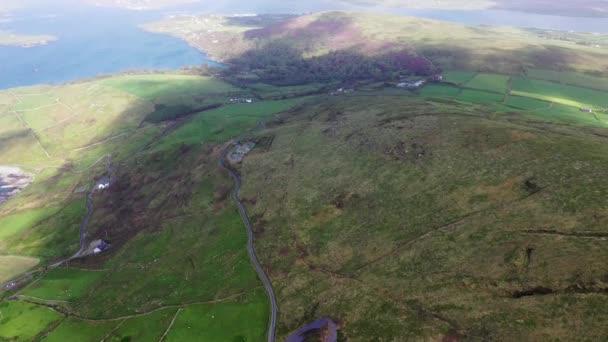 Geokaun hegy és Fogher sziklák, Valentia sziget, Írország