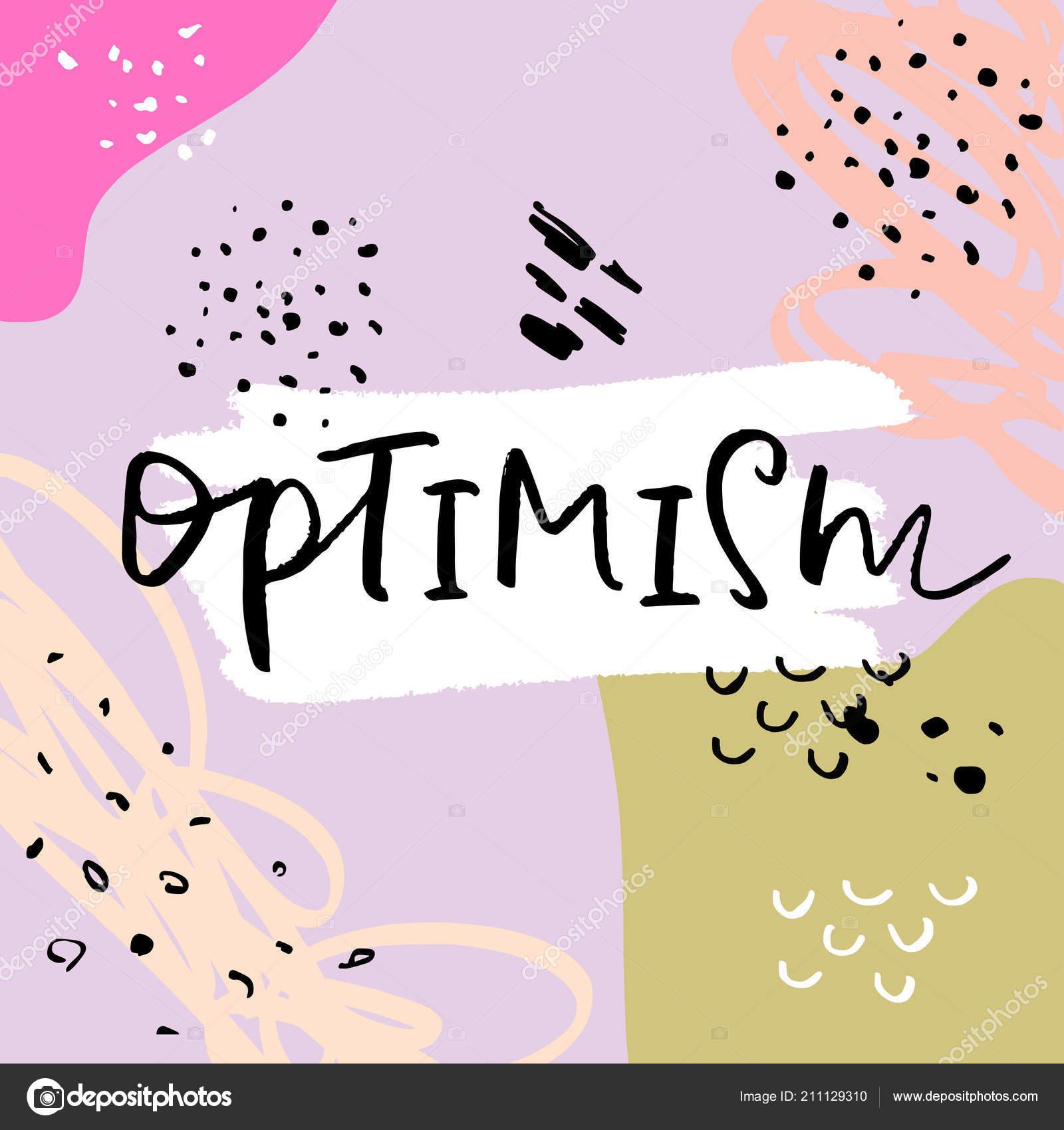 Bunte Pinsel Malen Print Für Postkarten Und Poster Vektor