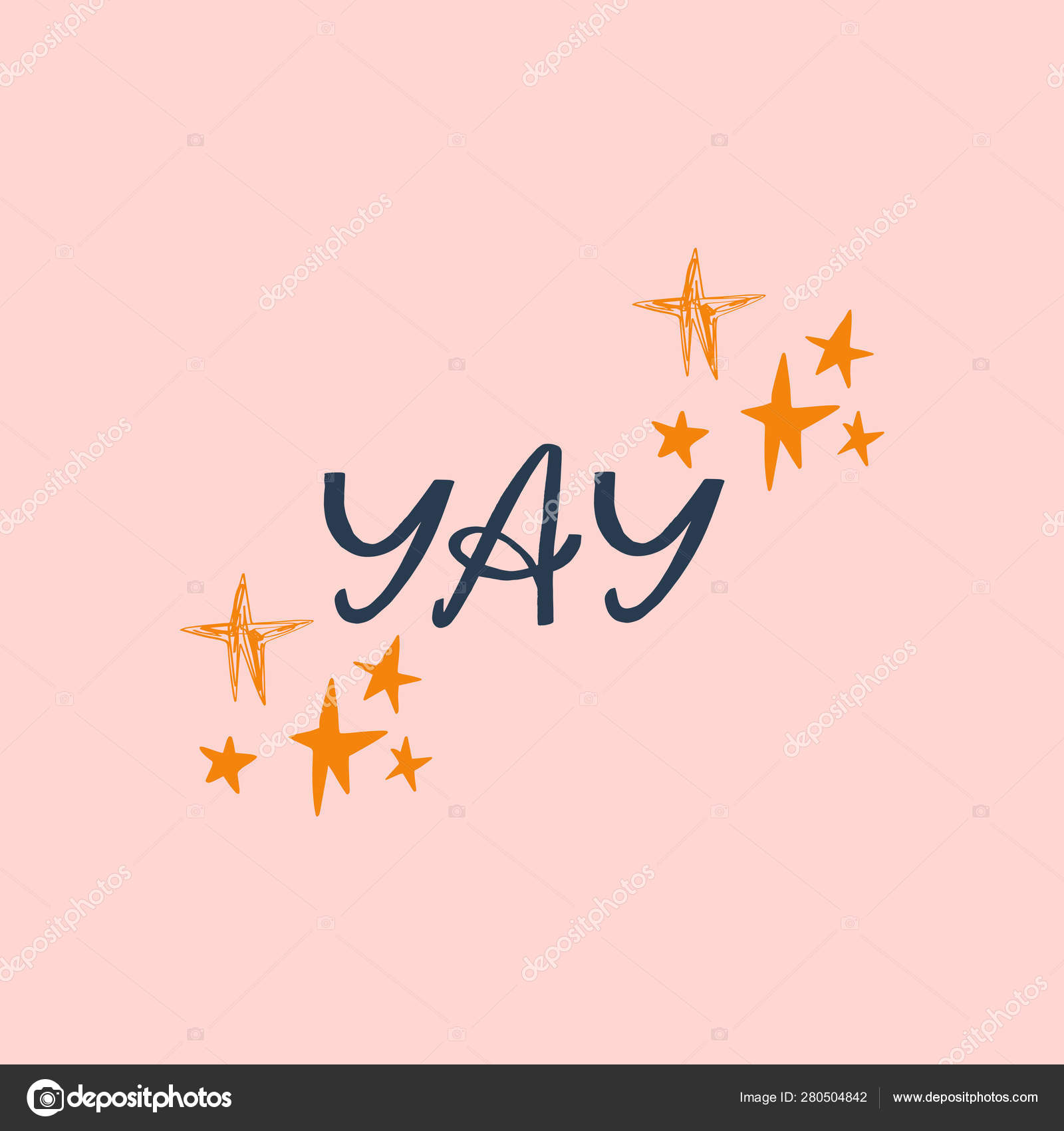 Yay Text Happy Day Hand Drawn Lettering Text Design Elements For Social Media Poster T Shirt Print Leaflet Vector Illustration Stock Vector C Knstart 280504842 4 alternative and related products to yaytext! https depositphotos com 280504842 stock illustration yay text happy day hand html