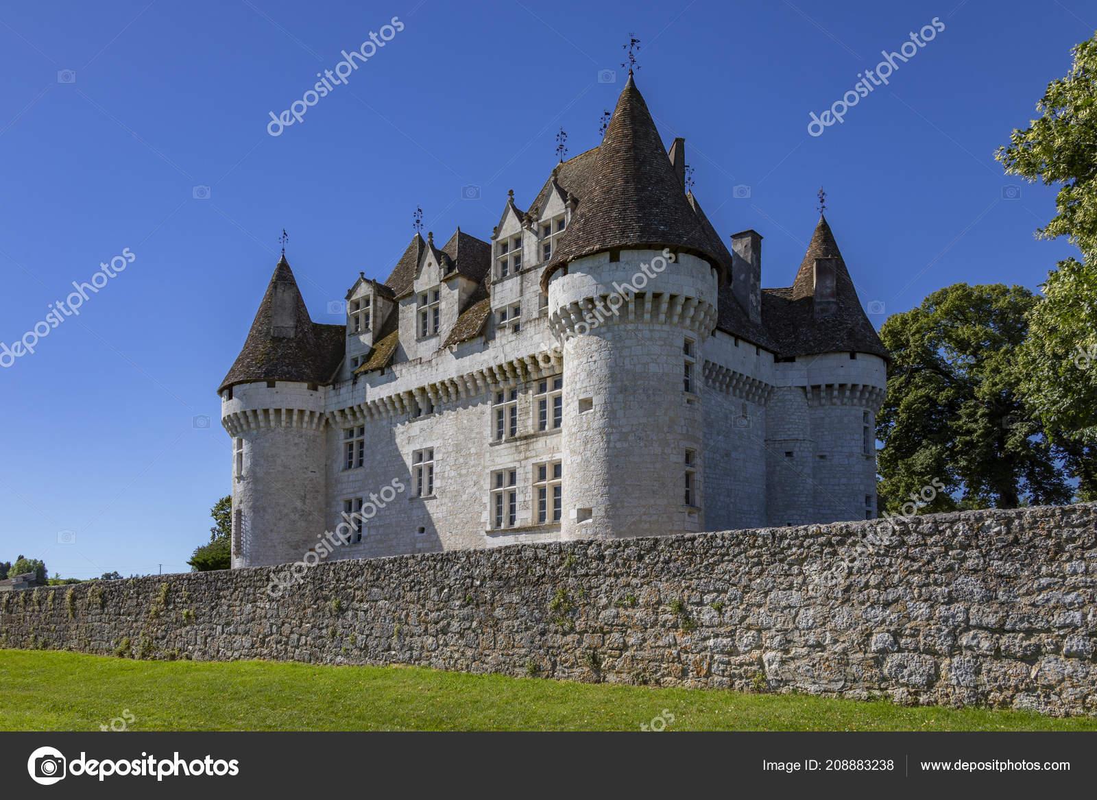 castelo monbazillac perto cidade bergerac Área região administrativa