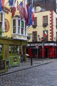 Traditional Irish pub - Temple Bar - Dublin - Republic of Irelan