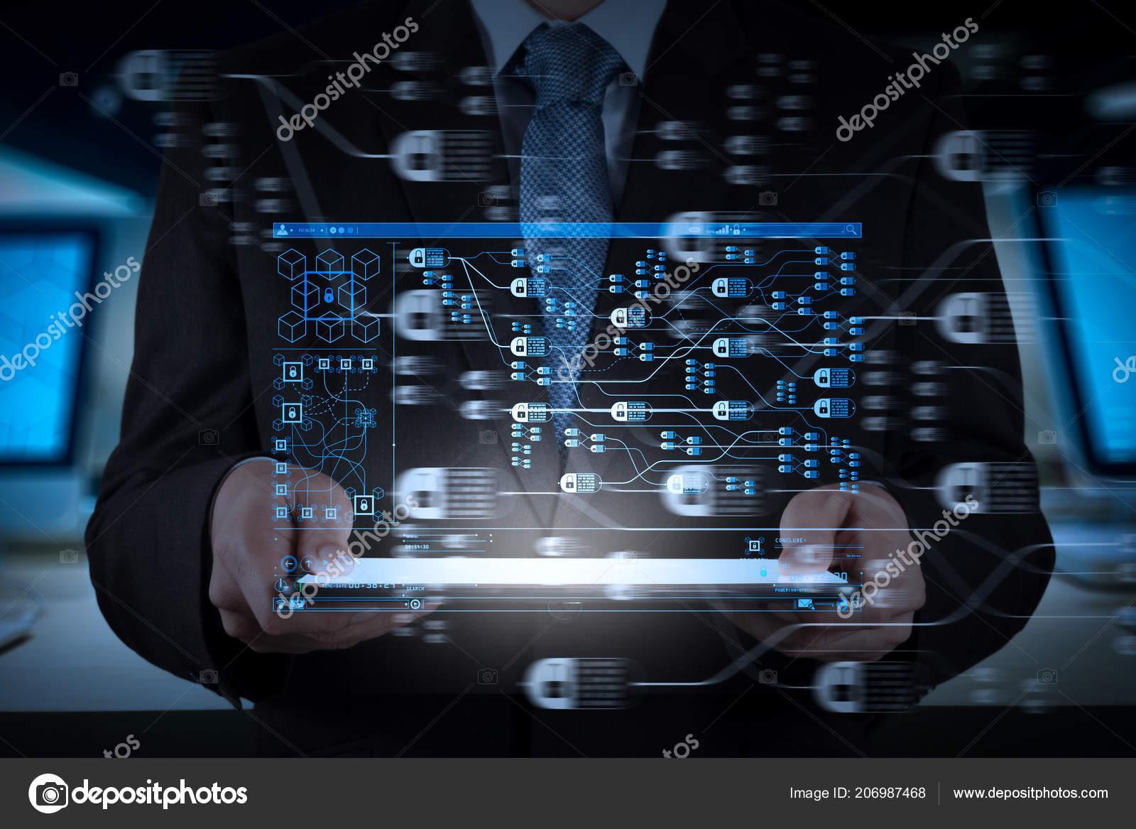 ge digital blockchain