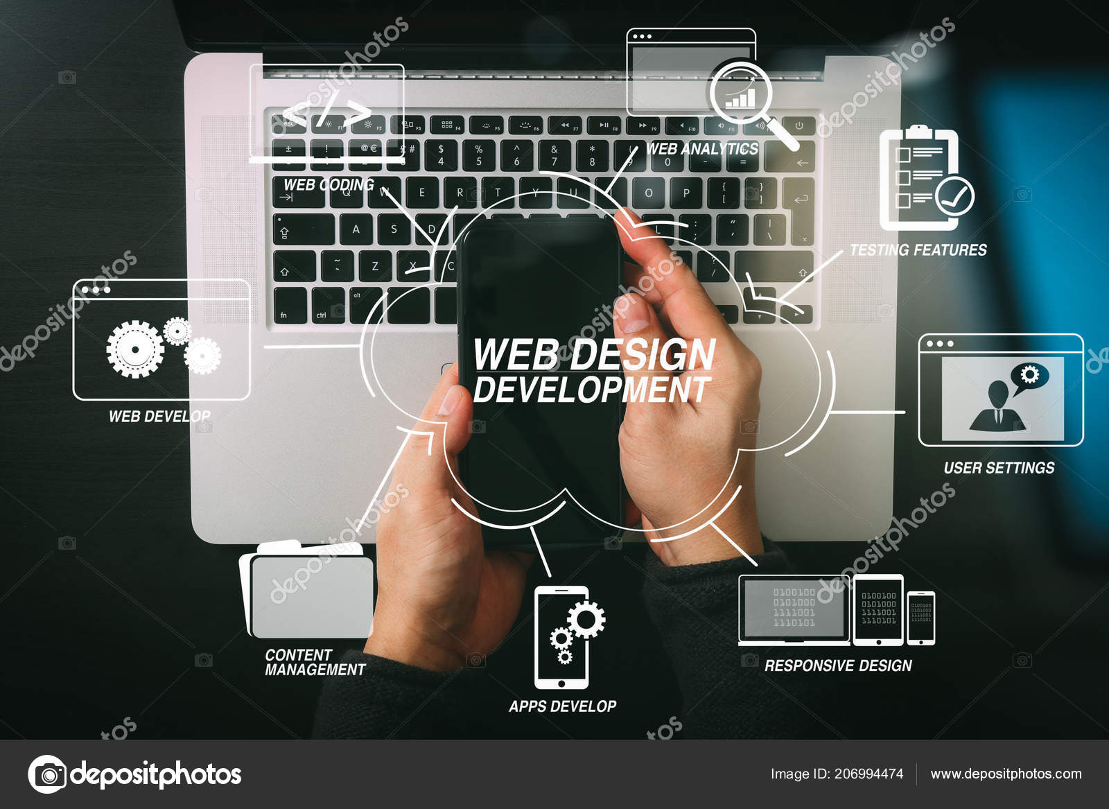 Developing Programming Coding Technologies Website Design