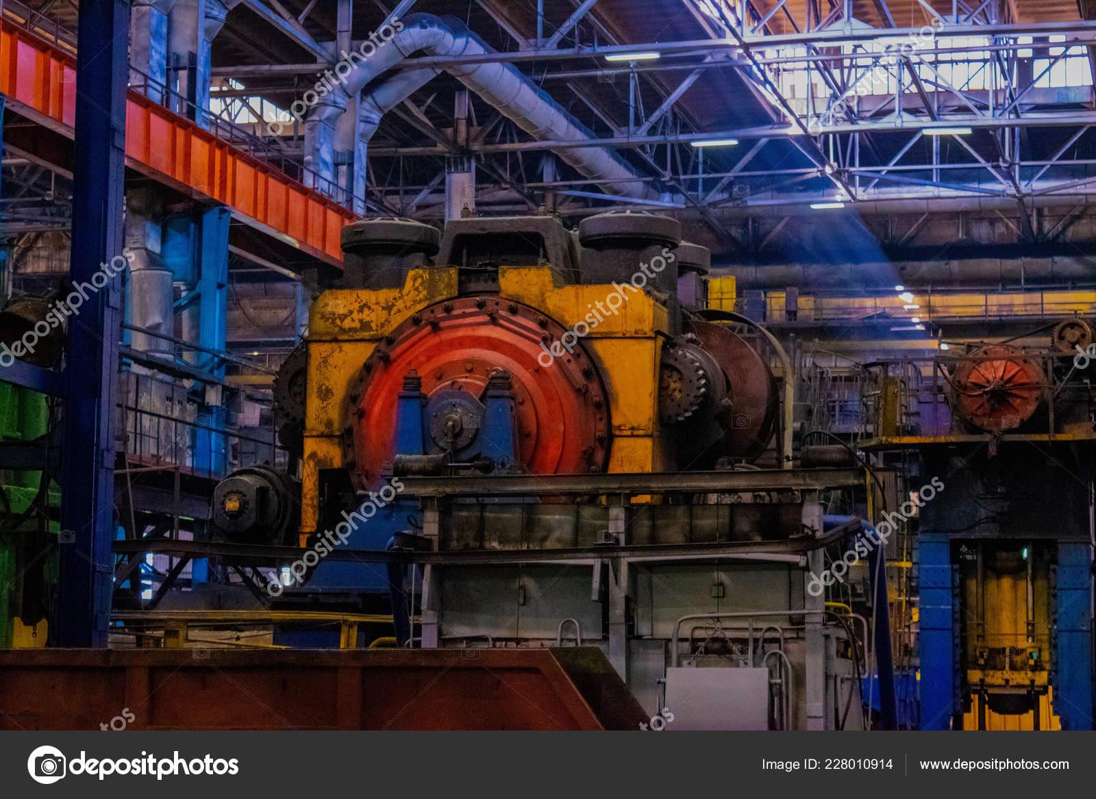 Manufacturing factory forgings and metal stampings