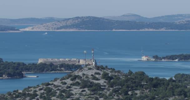 pevnost st. nicholas Šibenik