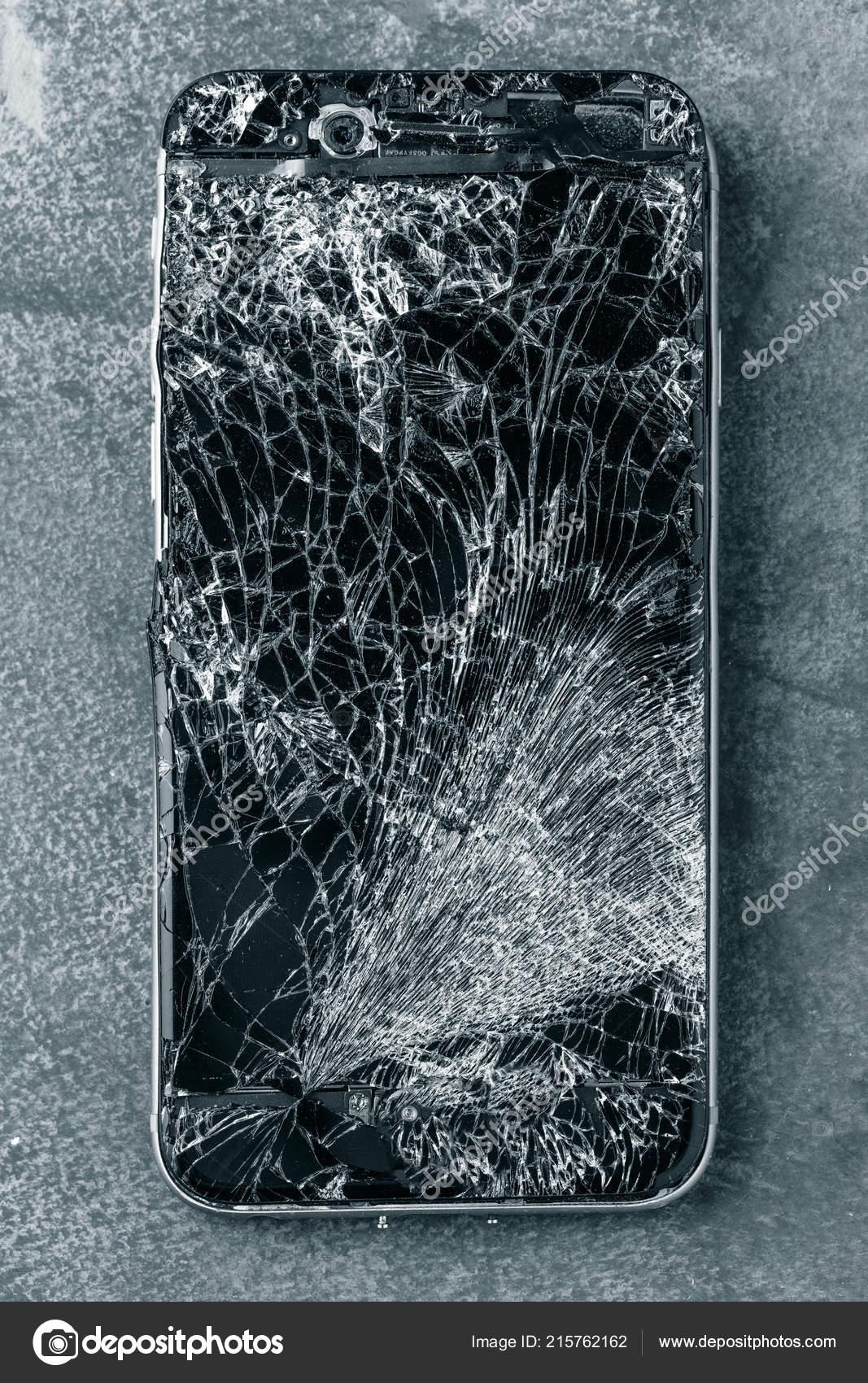 Photo De Telephone Casse