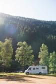 Fotografie karavan