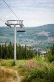 Fotografie Skigebiet