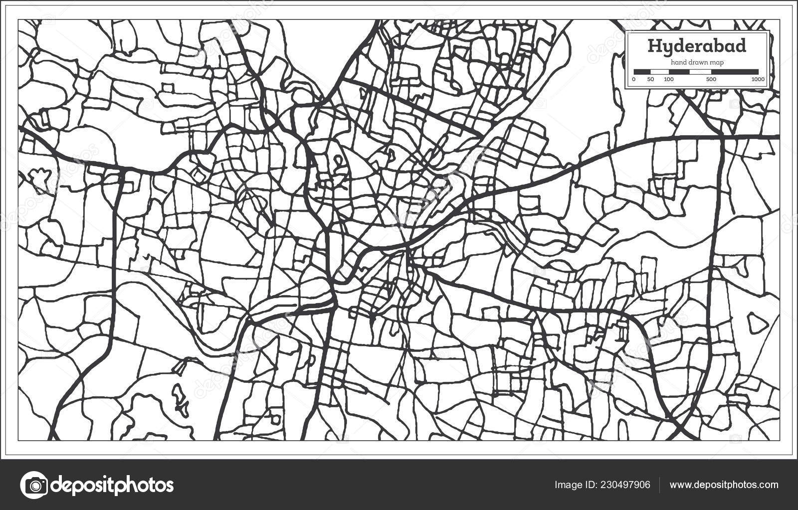 Hyderabad India City Map Retro Style Outline Map Vector Illustration on madras india map, andhra pradesh map, bengalor india map, new delhi, jaipur india map, dhaka india map, kabul india map, nagpur india map, madurai india map, karimnagar india map, andhra pradesh, taj mahal india map, lucknow india map, godavari river map, ahmedabad india map, kanpur india map, tamil nadu, surat india map, kolkata india map, varanasi india map, agra india map, bangalore india map, pune india map,