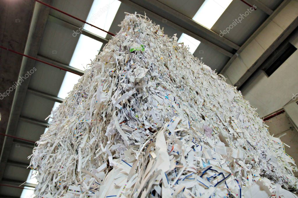 Paper recycling concept