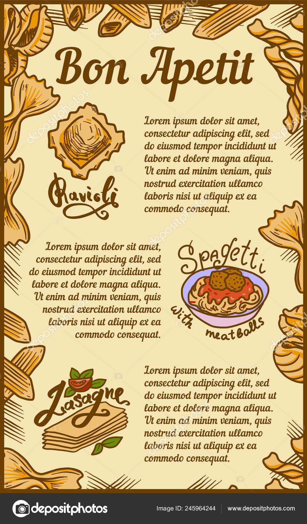 бон аппетит лазанья