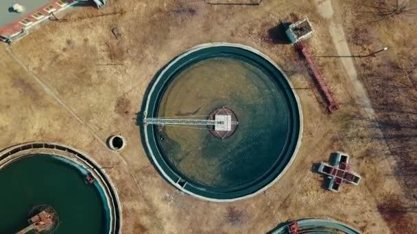 Kläranlagen, Abwasseraufbereitungsanlagen. Abwasserbehandlung