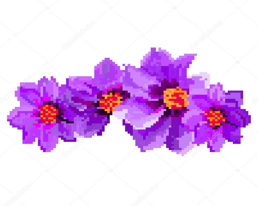 Color Bouquet Of Wildflowers Colourful Vector Illustration Vectorgrafik Wild Flowers Field Flowers Premium Vector In Adobe Illustrator Ai Ai Format Encapsulated Postscript Eps Eps Format