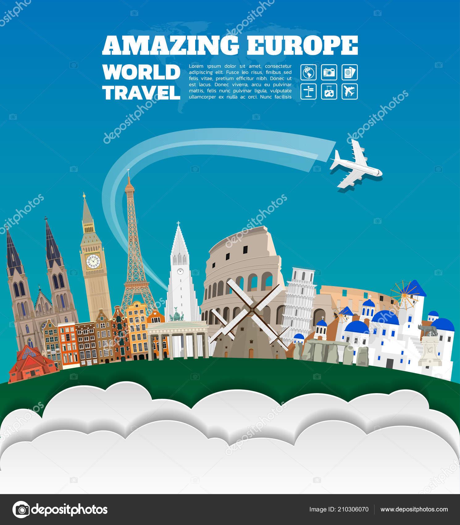 papier pour voyager en europe