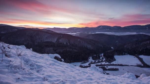 zimní horské krajiny - Slovensko